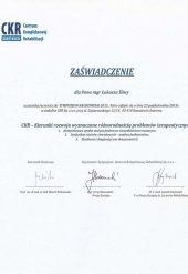 Sympozjum CKR- Łukasz Śliwa