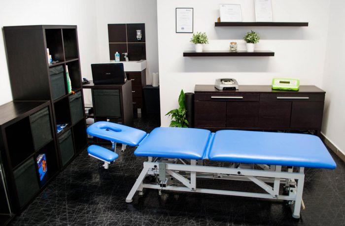 Gabinet masażu i terapii manualnej