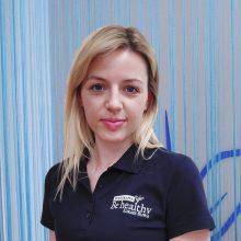 Anna Lach – Fizjoterapeutka