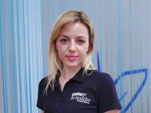 mgr Anna Lach – Fizjoterapeutka